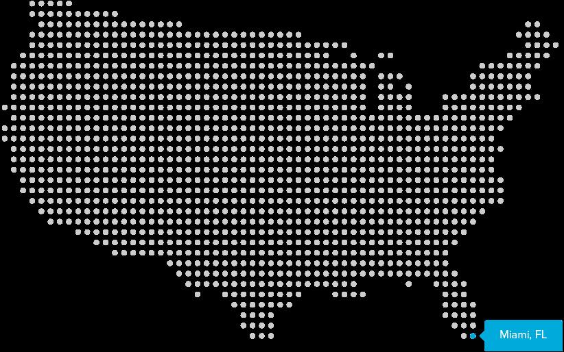 CareCloud Location Map