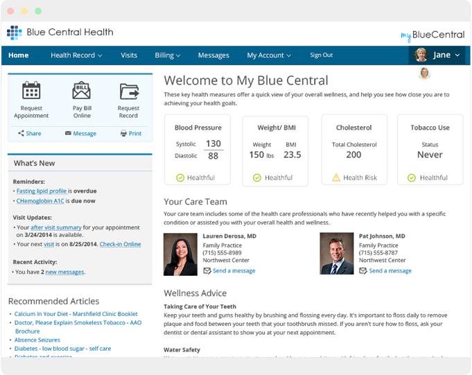 MCIS-Patient-Portal